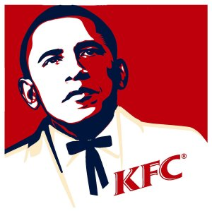 KFC-Obama